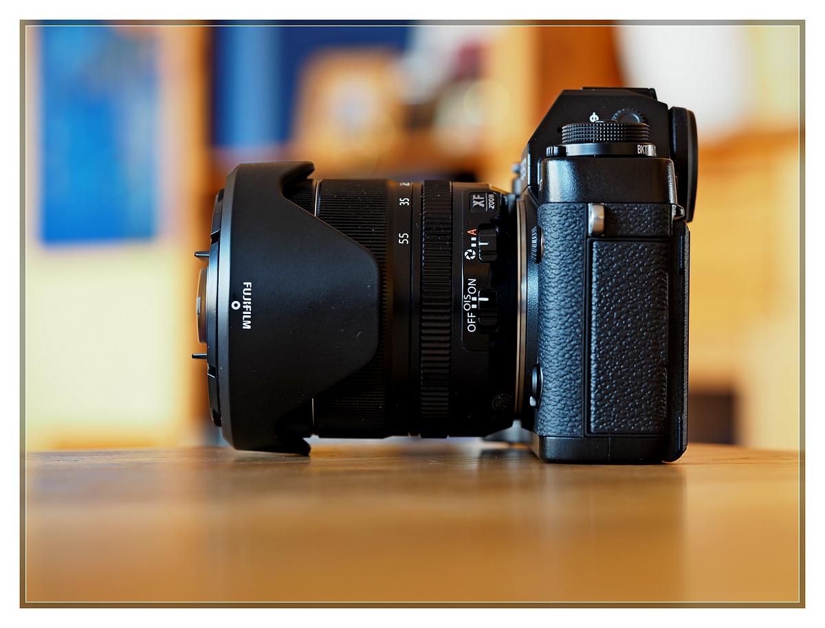 Fujifilm X-T1 - Fujifilm XF 18-55 f2.8-4.0