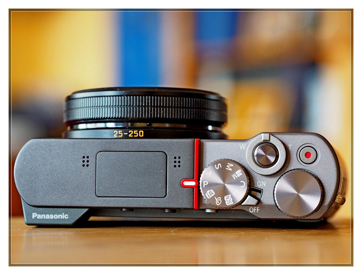 Panasonic TZ101 - Initial Impression