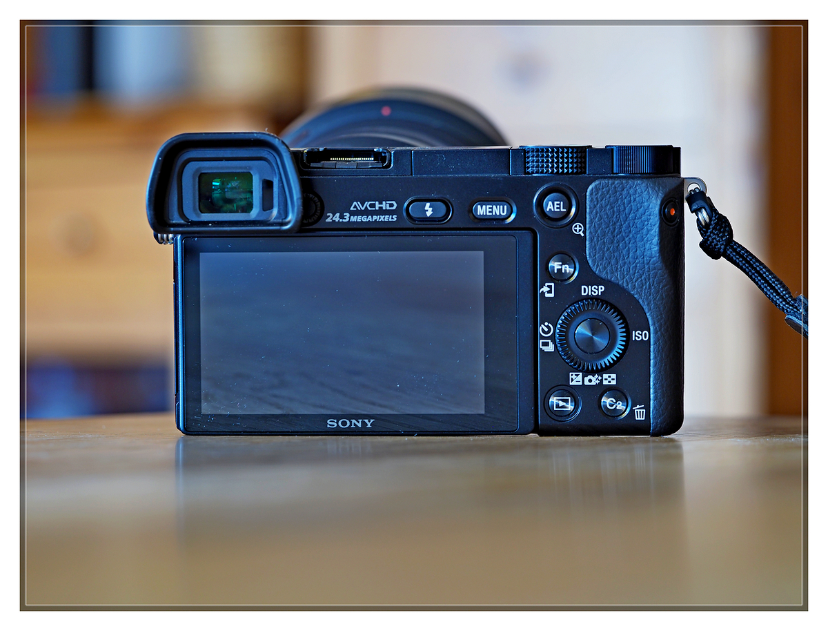 Sony A6000 - Sony 18-105 f4 G