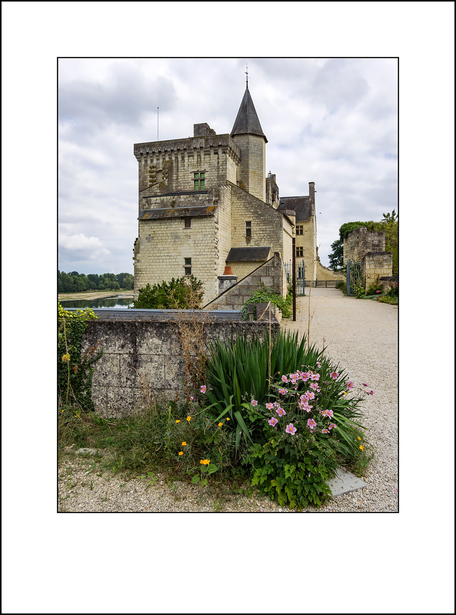 A village on the Loire