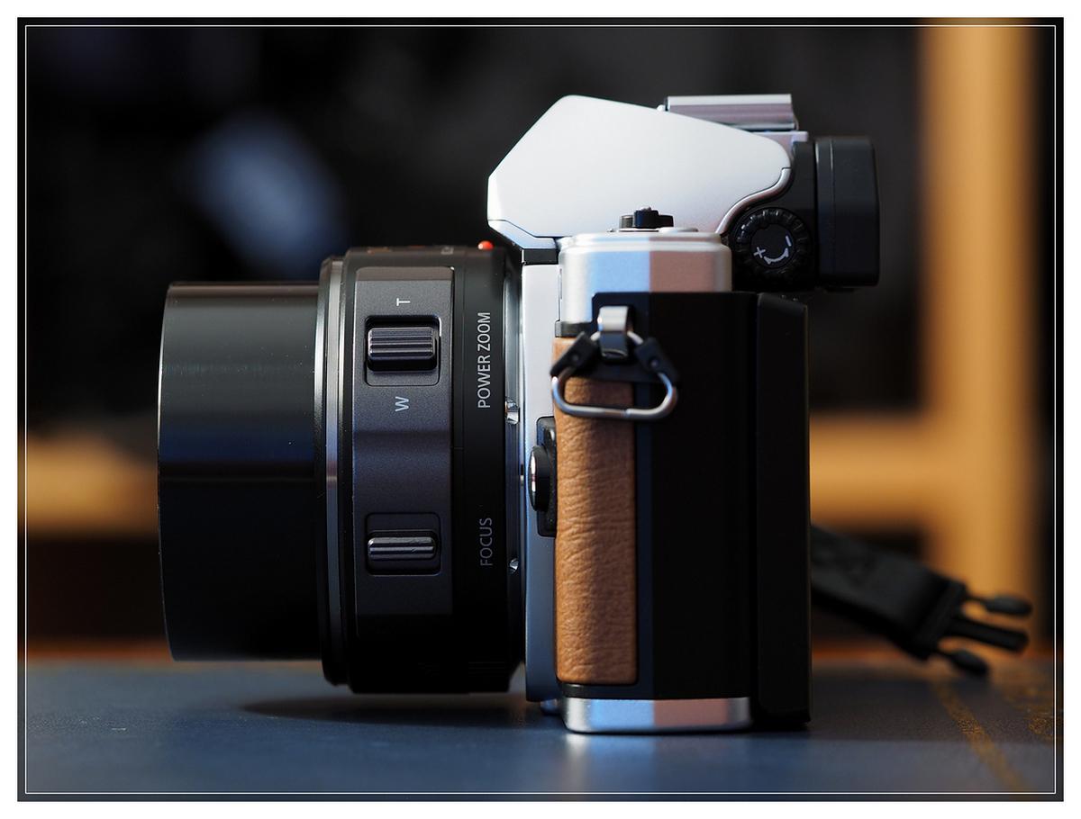 Olympus E-M10 II - Panasonic 14-42 f3.5-5.6 PZ