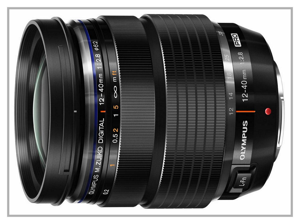 Olympus 12-40 f2.8 Pro