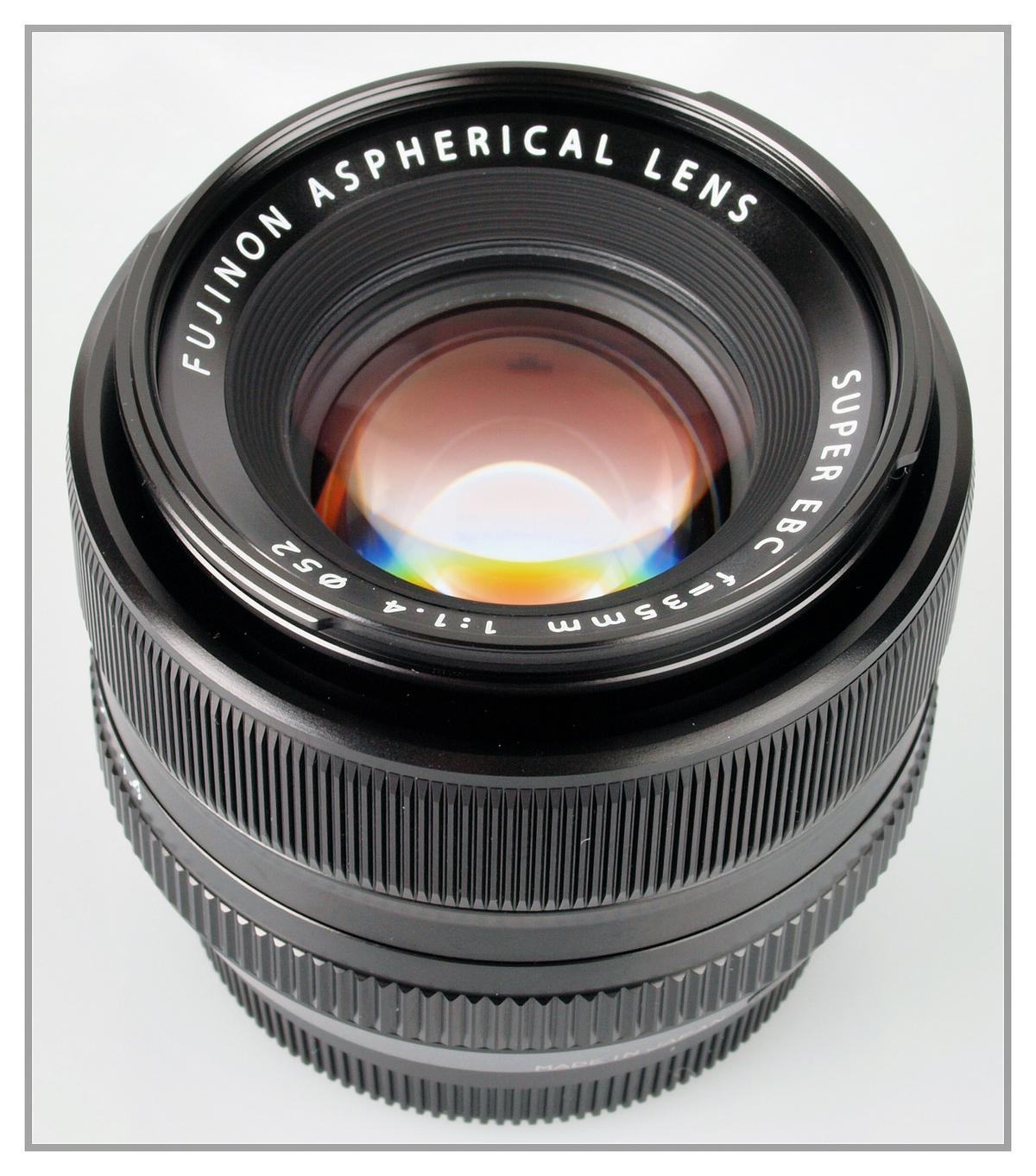 Fujifilm XF 35 f1.4