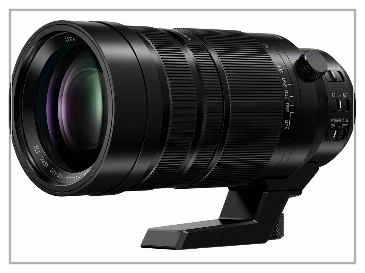 Panasonic Leica DG Vario-Elmar 100-400mm F4.0-6.3 ASPH Power OIS