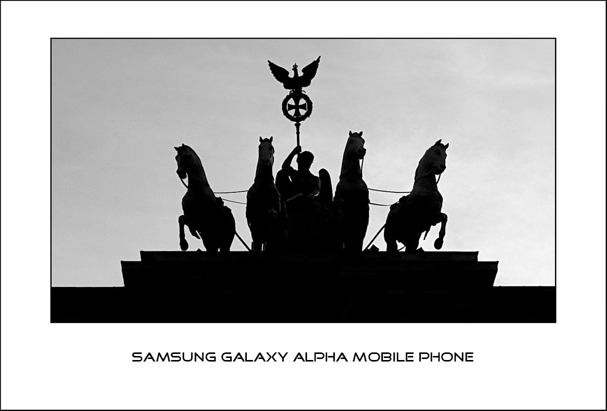 Samsung Galaxy Alpha Mobile Phone