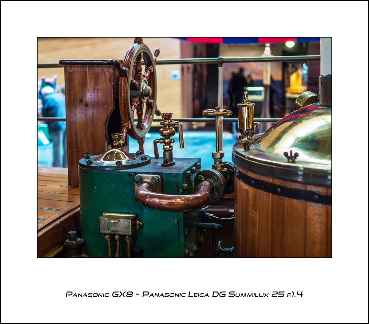 Panasonic GX8 - Panasonic Leica DG Summilux 25 f1.4
