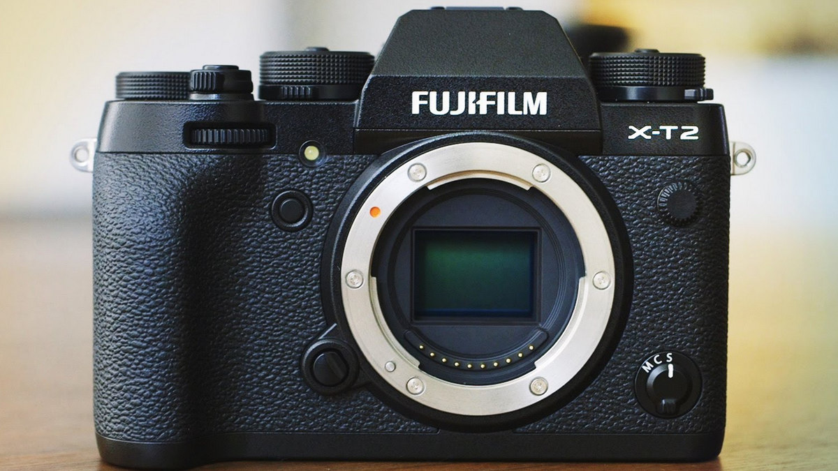 The new Fujifilm X-T2