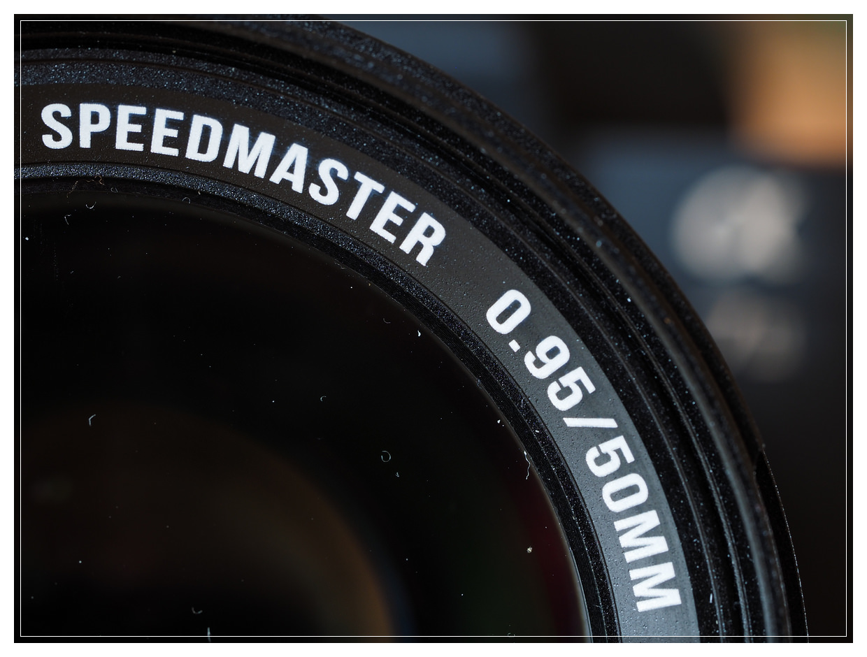 Mitakon Speedmaster 50mm f0.95